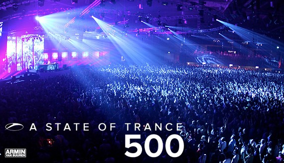 A State of Trance #500