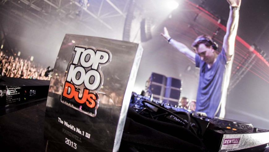 Amsterdam Music Festival DJMAG 2013 Awards