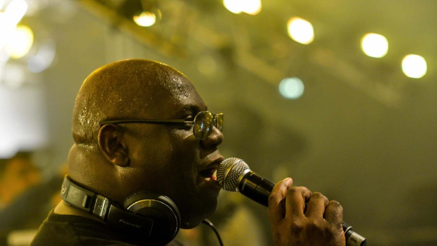 Carl Cox presents Global 500